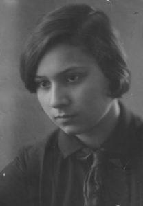 04 - Anita Galliussi a Ivanovo nel 1939